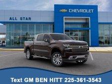 """2019 Chevrolet Silverado 1500 4WD Crew Cab 147"""" High Country"""