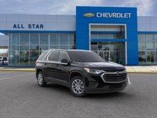 2020 Chevrolet Traverse FWD 4dr LS w/1LS