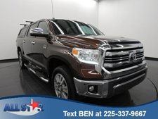2017 Toyota Tundra 1794 Edition CrewMax 5.5' Bed 5.7L