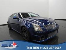 2012 Cadillac CTS-V 2dr Cpe