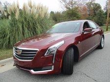 2016 Cadillac CT6 Sedan Luxury RWD