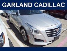 2016 Cadillac CTS Sedan Premium Collection RWD