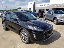 2020 Ford Escape Titanium Hybrid FWD