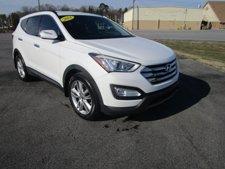 2014 Hyundai Santa Fe Sport 2.0L Turbo