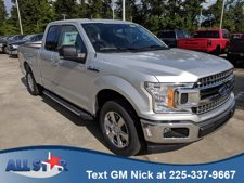 2019 Ford F-150 XLT 2WD SuperCab 6.5' Box