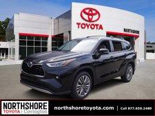2021 Toyota Highlander Hybrid LTD