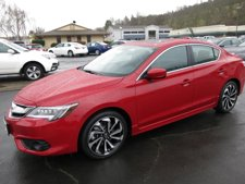 2017 Acura ILX Premium and A-SPEC Package FWD