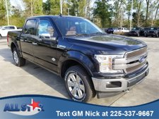 2020 Ford F-150 King Ranch 4WD SuperCrew 5.5' Box