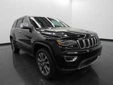 2018 Jeep Grand Cherokee Limited 4x2