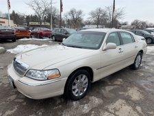 2003 Lincoln Town Car Cartier