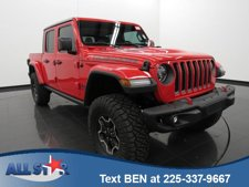 2020 Jeep Gladiator Rubicon 4x4