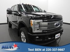 2019 Ford Super Duty F-250 SRW Platinum 4WD Crew Cab 6.75' Box
