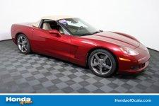 2010 Chevrolet Corvette w/3LT