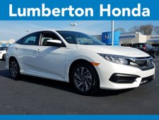 2018 Honda Civic Sedan EX