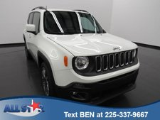 2018 Jeep Renegade LatitudeFWD