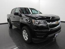 """2020 Chevrolet Colorado 4WD Crew Cab 128"""" LT"""
