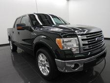 "2013 Ford F-150 2WD SuperCrew 145"" Lariat"
