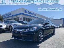 2017 Honda Accord Sedan LX