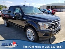 2019 Ford F-150 Limited 4WD SuperCrew 5.5' Box
