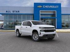 """2020 Chevrolet Silverado 1500 2WD Crew Cab 147"""" Custom"""
