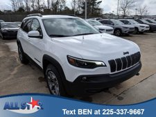 2020 Jeep Cherokee North