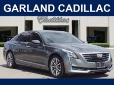 2017 Cadillac CT6 Luxury AWD
