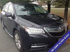 2016 Acura MDX w/Advance/Entertainment