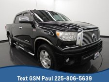 2012 Toyota Tundra CrewMax 5.7L FFV V8 6-Spd AT LTD