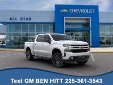 2019 Chevrolet Silverado 1500 2WD Crew Cab 147quot RST