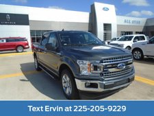 2019 Ford F-150 XLT 2WD SuperCrew 5.5' Box