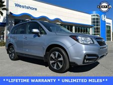 2017 Subaru Forester Limited