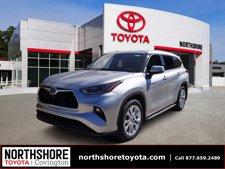 2021 Toyota Highlander Hybrid STD