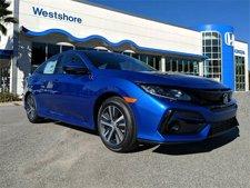 2020 Honda Civic Hatchback LX