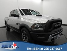 2017 Ram 1500 Rebel 4x4 Crew Cab 5'7quot Box