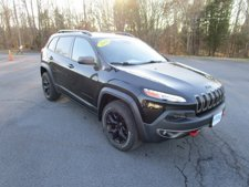 2016 Jeep Cherokee Trailhawk