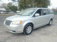 2008 Chrysler Town amp Country Touring
