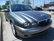 2003 Jaguar X-TYPE 2.5L Auto