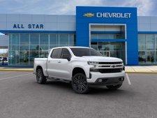 """2019 Chevrolet Silverado 1500 2WD Crew Cab 147"""" RST"""