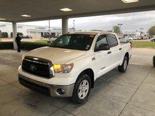 2012 Toyota Tundra CrewMax 5.7L V8 6-Spd AT
