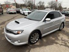 2009 Subaru Impreza Sedan WRX w/Premium Pkg