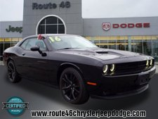 2016 Dodge Challenger SXT Plus