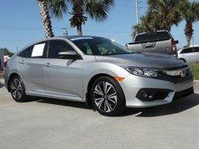 2018 Honda Civic Sedan EX-L