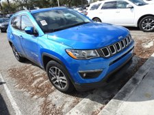 2018 Jeep Compass Latitude w/Sun/Wheel Pkg