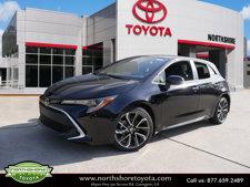 2020 Toyota CorollaHatchback XSE