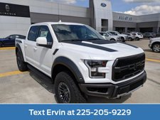 2019 Ford F-150 Raptor 4WD SuperCrew 5.5' Box