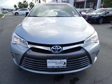 New 2017 Toyota Camry Hybrid XLE CVT
