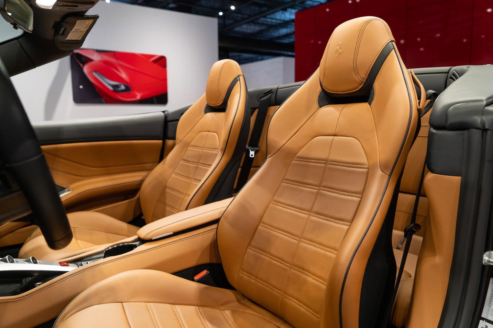 Certified Pre-Owned 2017 Ferrari California T