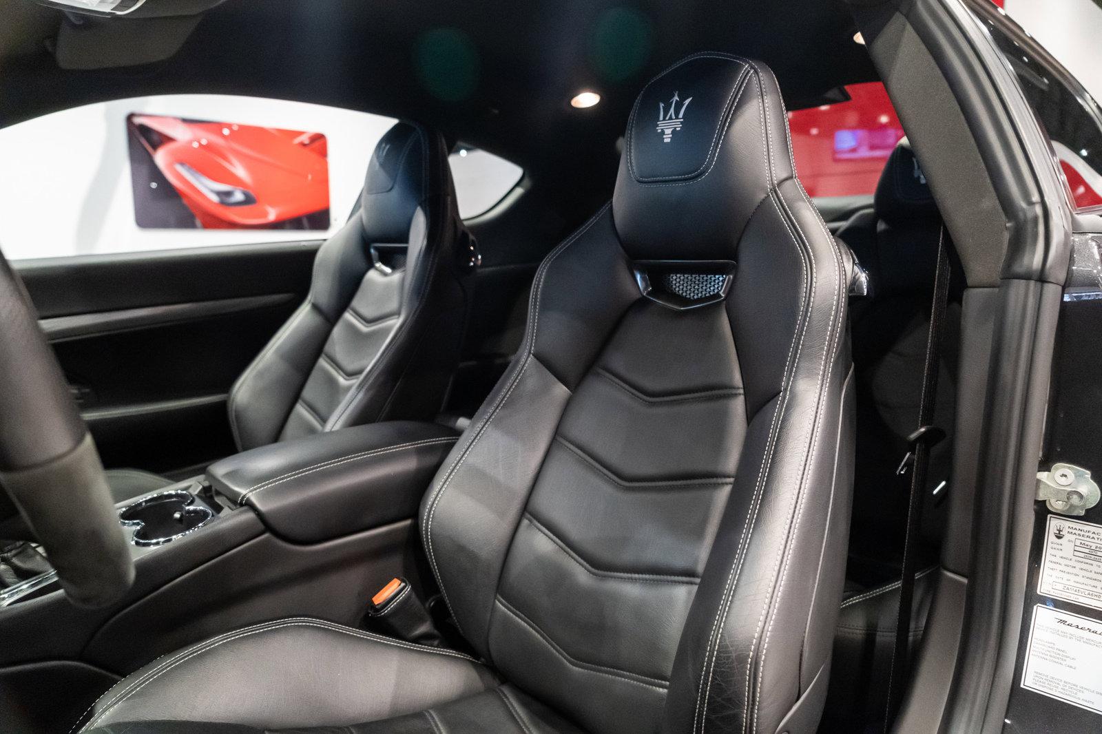 Pre-Owned 2017 Maserati GranTurismo Sport