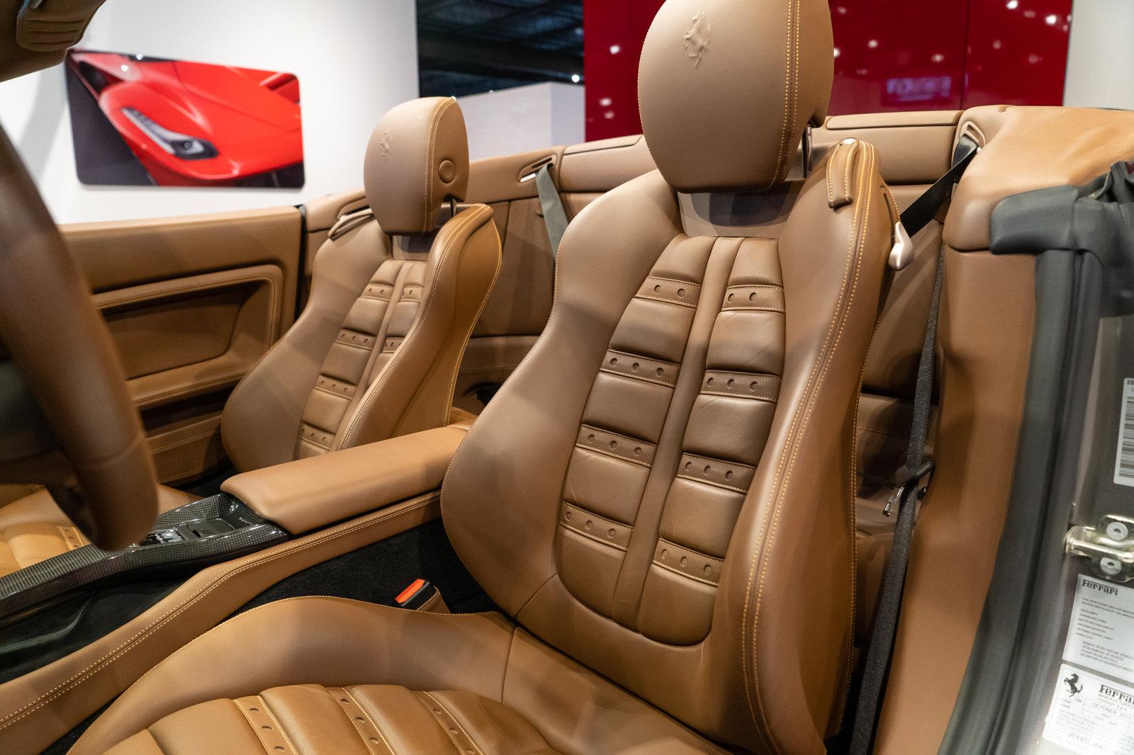 Certified Pre-Owned 2012 Ferrari California