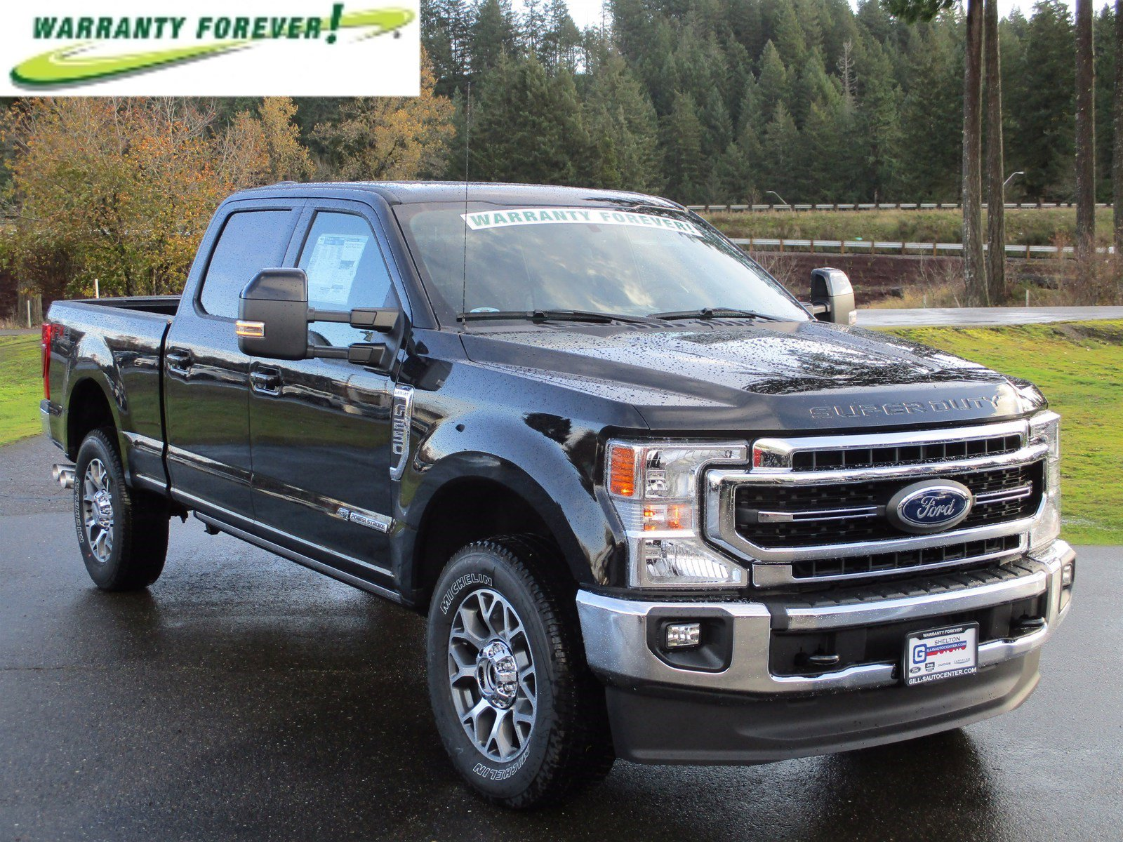 New-2020-Ford-Super-Duty-F-250-SRW-LARIAT-4WD-Crew-Cab-675'-Box
